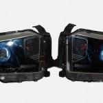 2014 Toyota Tundra HID Projector Headlights