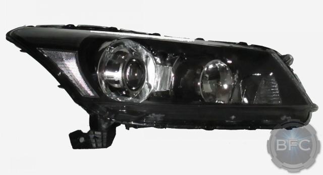 2008 Honda Accord HID Projector Headlights