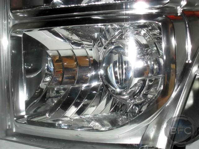 2014 F550 HID Projector Headlights