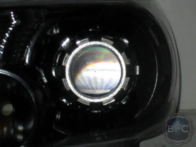 08 Tundra HID Black Headlights