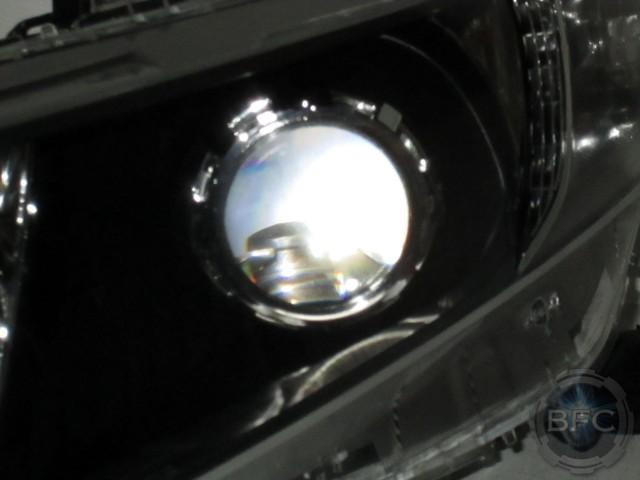 2012 Civic SI HID Retrofit