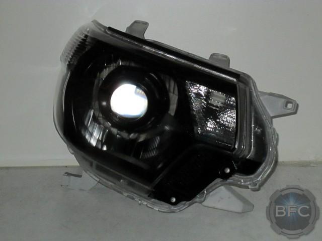 2014 Black Chrome D2S Tacoma HID Headlights