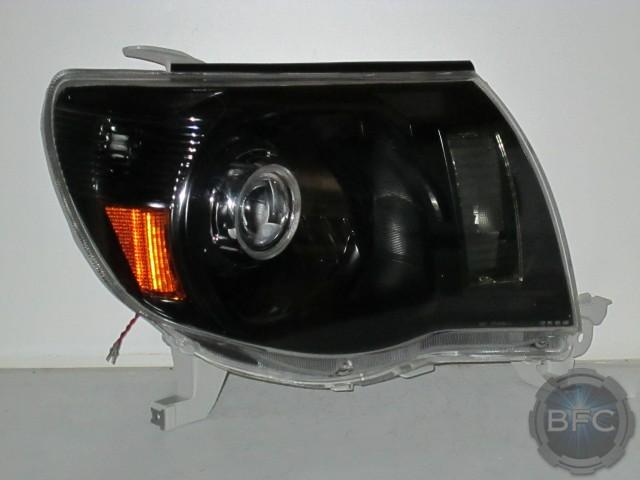 2006 Toyota Tacoma Black Chrome Hid D2s Fxr Hid Projector