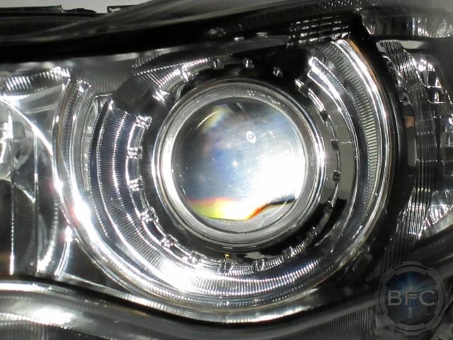 2012 Subaru Impreza amp XV Crosstrek Complete HID Projector