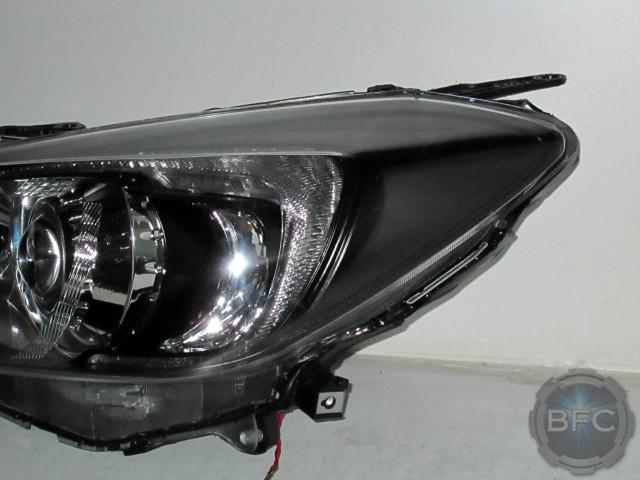 2014 Subaru Crosstrek HID D2S Projector Headlight Housings ...