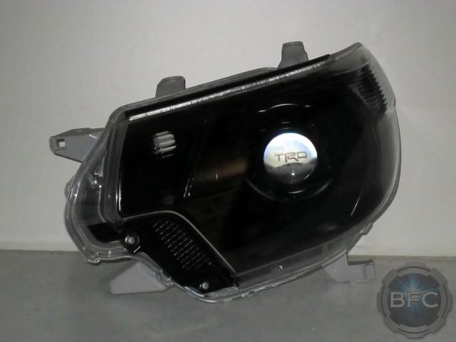 2015 Toyota Trd Tacoma Black Hid Projector Conversion