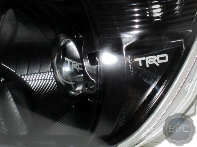 2015 Black TRD Tacoma HID Projector Headlight Kit