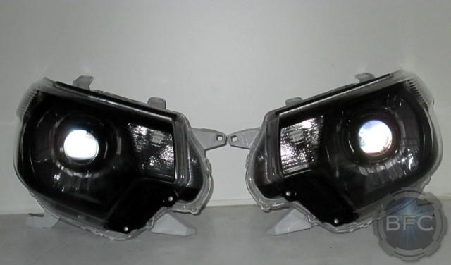2013 Toyota Tacoma TRD Black HID Projector Headlight