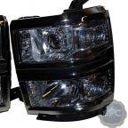 2014 Silverado HID Projector Headlight Conversion Package