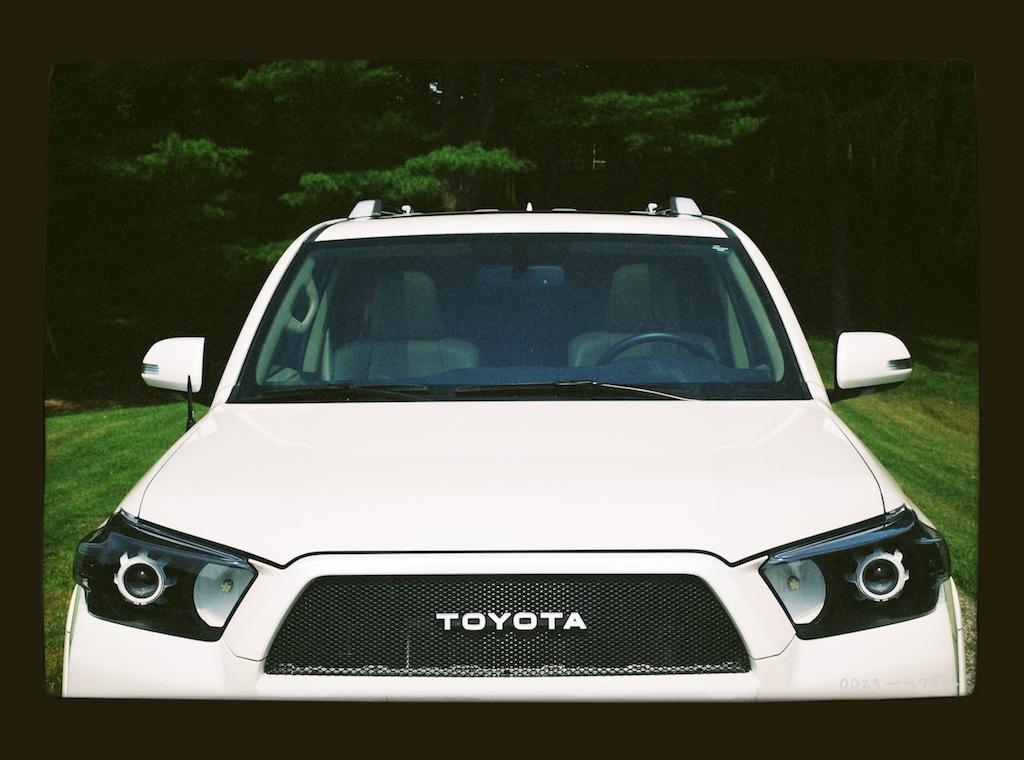 2010 2013 Toyota 4runner Complete Hid Projector Headlight
