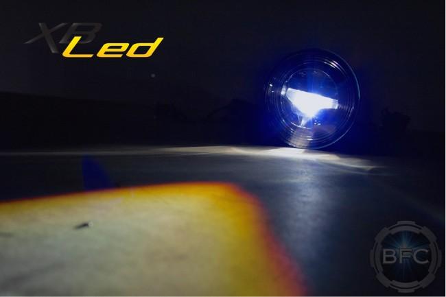 2014 2015 Chevy Silverado Led Fog Lights Kit By Morimoto