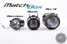 Morimoto Matchbox Bi-xenon Projectors 4
