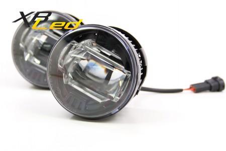 Morimoto Type Infiniti XB LED Fog Lights 4