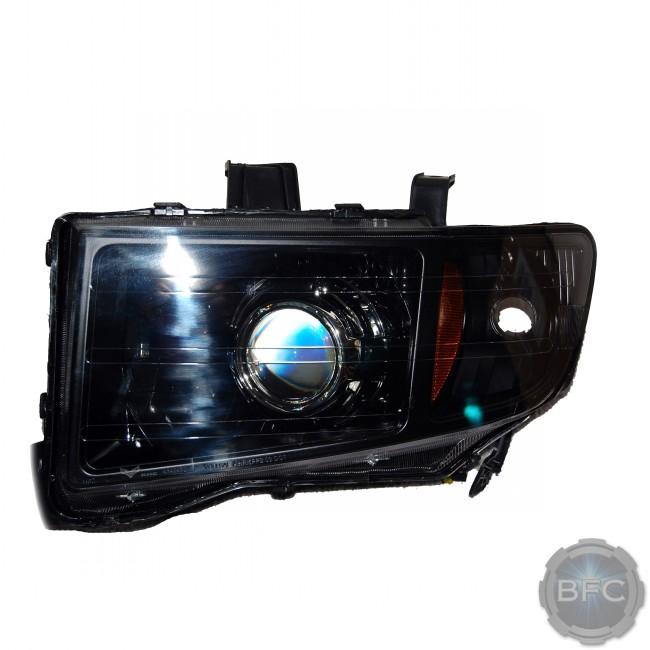 2006-2014 Honda Ridgeline Complete HID Projector Headlight Retrofit Package