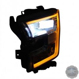 Ford F150 2015 LED Headlights 0