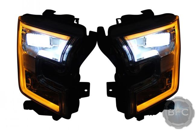 2015 2017 Ford F150 Complete Oem Led Headlight Upgrade