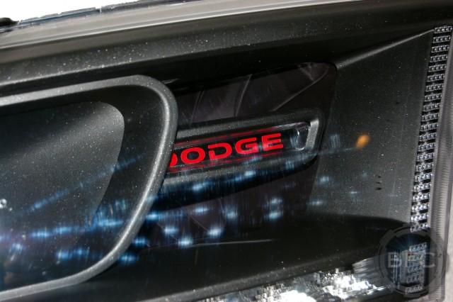 Dodge Durango Hid Projector Headlights on 2010 Dodge Durango Black