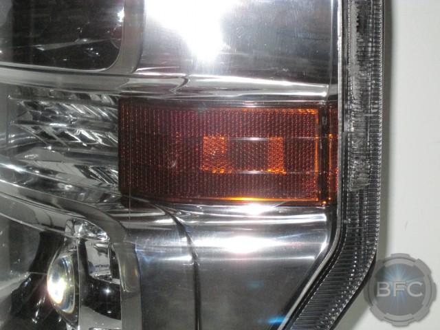 Ford E350 Van Custom Hid Projector Headlamp Package