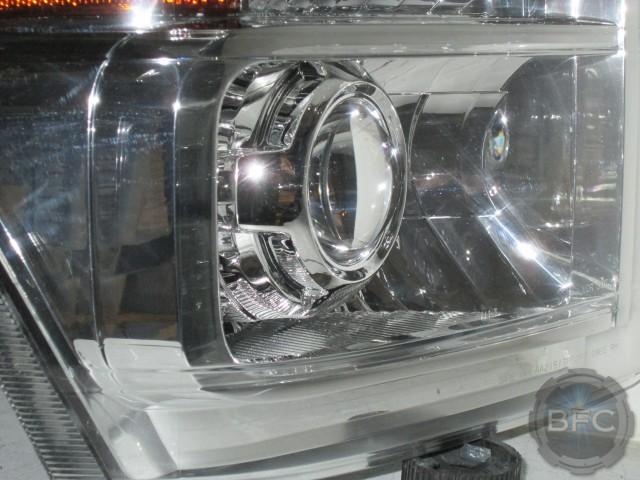 E350 Van HID Projector Headlamps