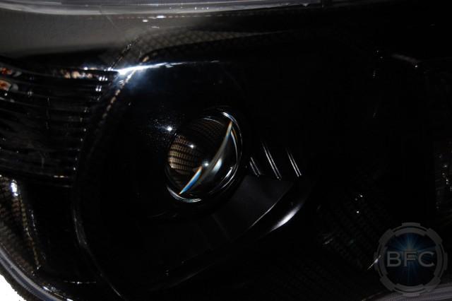 2005 Tacoma Carbon Fiber Headlights
