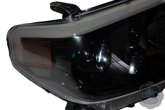2016 Toyota Tundra TRD Black HID Headlights
