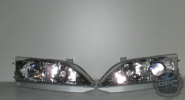 2000 Lexus ES300 HID Projector Headlights