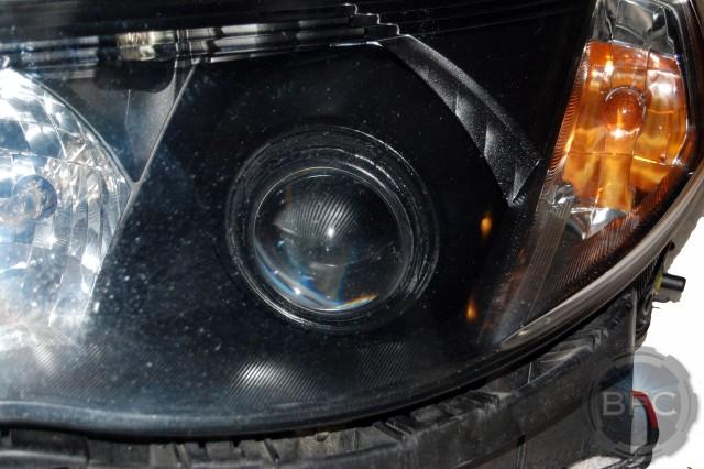 2012 Subaru Forester Hid Projector Retrofit Headlamp