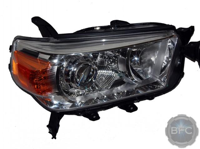 2010 Toyota 4runner Hid Projector Headlight Retrofit