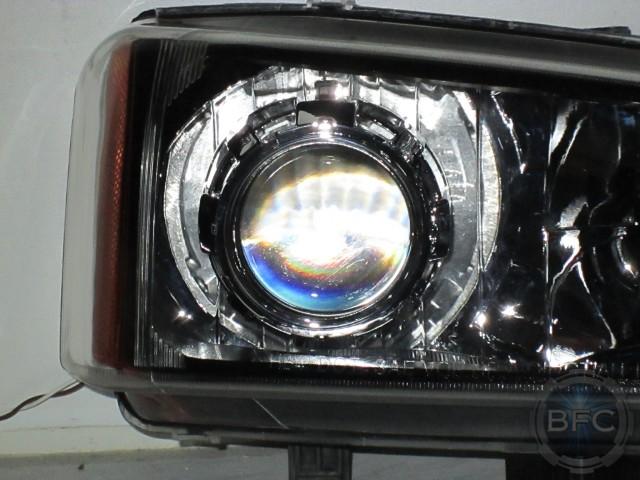 2004 Chevy Silverado HID Projector Headlight Package ...
