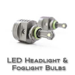 LED Headlight & Foglight Bulbs