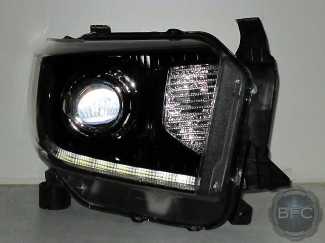2016 Toyota Tundra Black Amp Chrome Platinum Led Hid