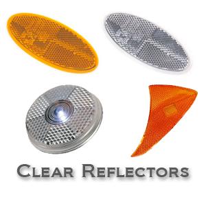 Clear Reflectors