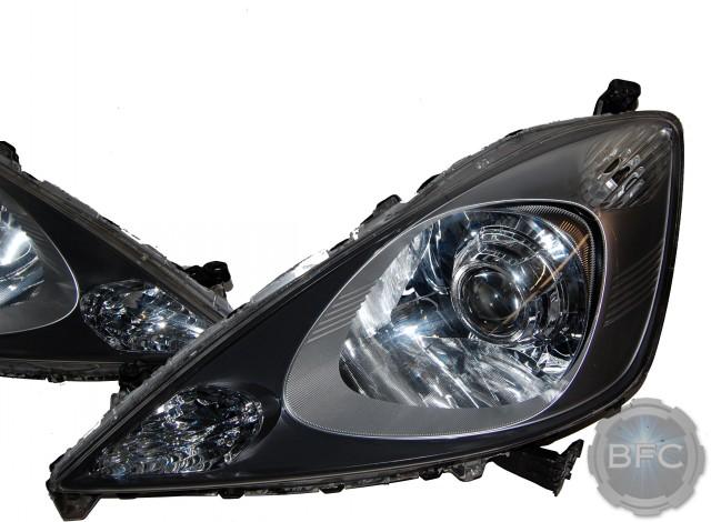2009 Rhd Honda Fit Custom Headlight Retrofits