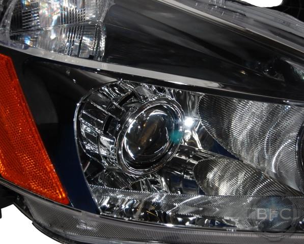 2006 Honda Accord Mh1 Chrome Hid Projector Retrofit Headlights