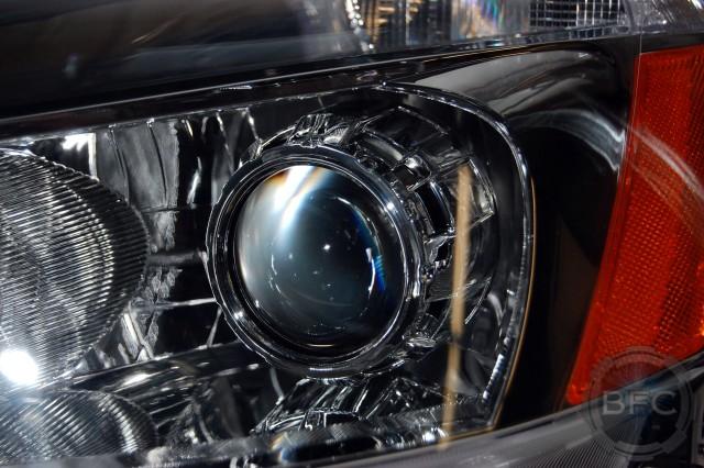 2006 Honda Accord Mh1 Chrome Hid Projector Retrofit