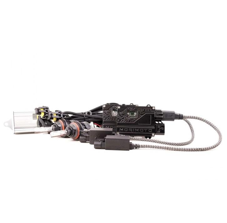 9004 9007 Bi Xenon Morimoto Elite Hid Plug Amp Play Kit