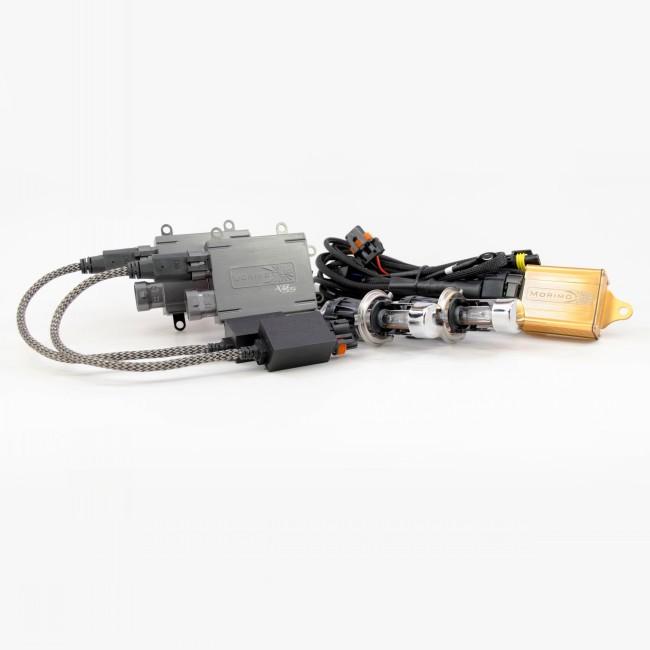 9003/H4 Bi-Xenon Morimoto Elite HID Plug & Play Kit