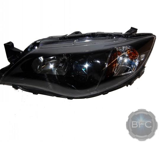 2012 subaru wrx headlight bulb