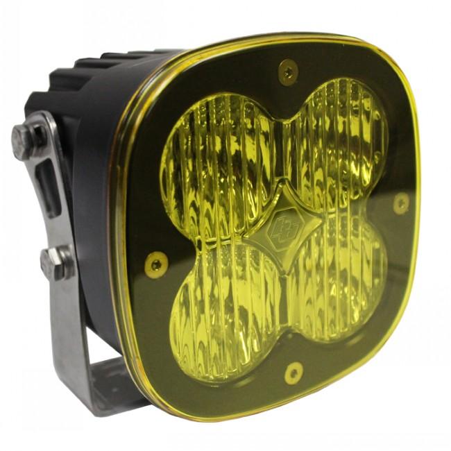 XL Pro LED Wide Corner Amber Light Single by Baja Designs
