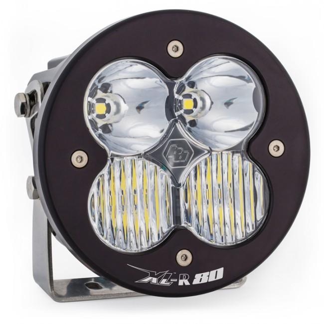 XL80-R LED Driving/Combo Light Single by Baja Designs