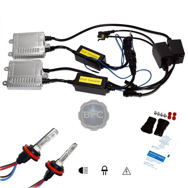 H11 Plug & Play HID System by BFC-Standard