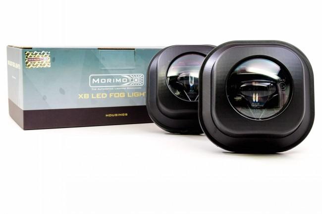 1999-2016 Ford Super Duty XB LED Fog Lights Kit by Morimoto
