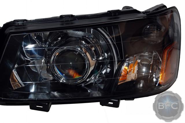 2004 Subaru Forester D2s Hid Projector Headlight Retrofit