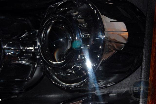 2009 Chevy Tahoe HID Projector Headlamps