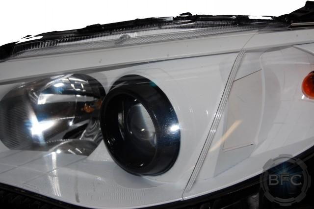 Build A Dodge >> 2012 Subaru WRX White & Black Custom Painted HID ...