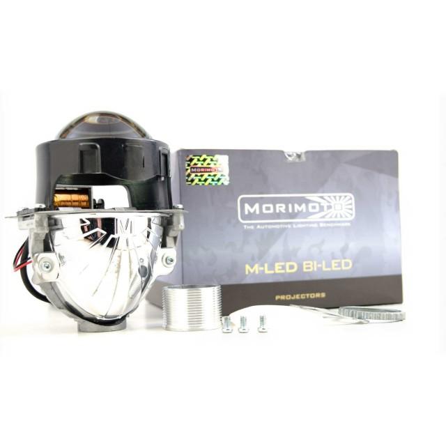 Bi-LED Projectors – Morimoto M-LED