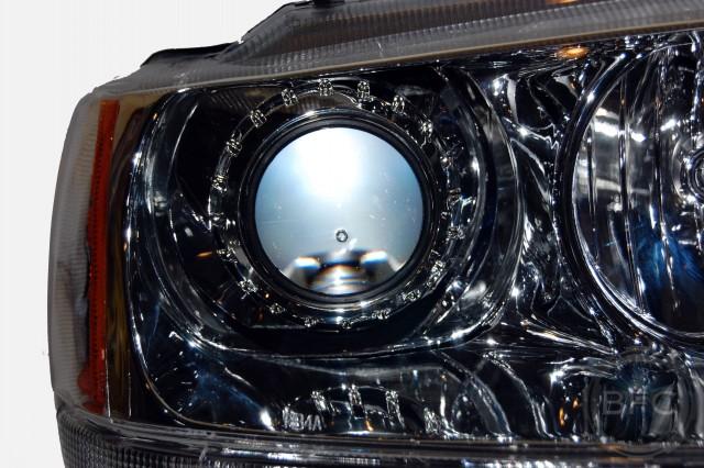 Grand Cherokee Hid Projector Headlights on Jeep Wiring Kits