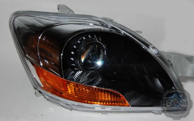 07 08 Toyota Yaris Sedan Blackflamecustoms Com