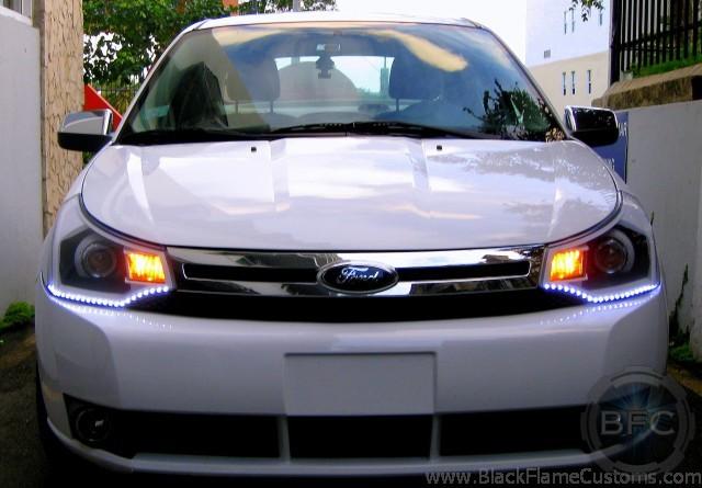 08 Ford Focus Blackflamecustoms Com