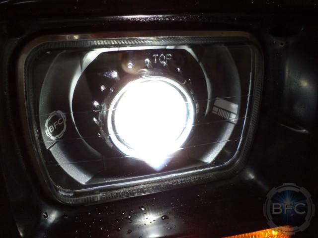 7x6 Square Headlights